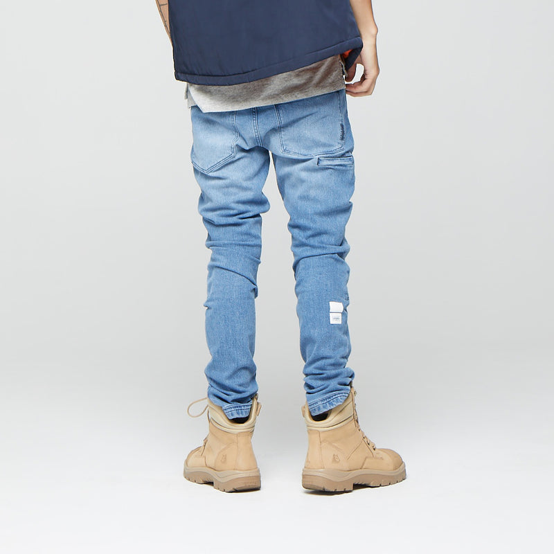 NEO DENIM 2.0 | MID BLUE WASH