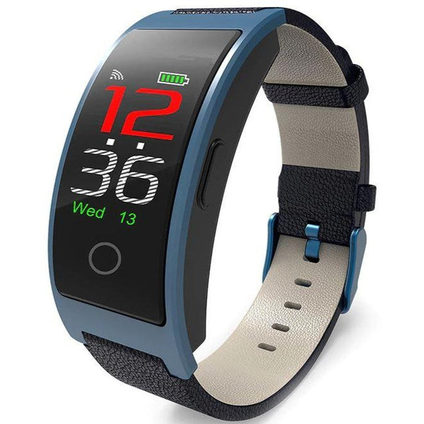 MyFit CK1iC Blood Pressure, Heart Rate & Body Temp Monitor Wrist Watch