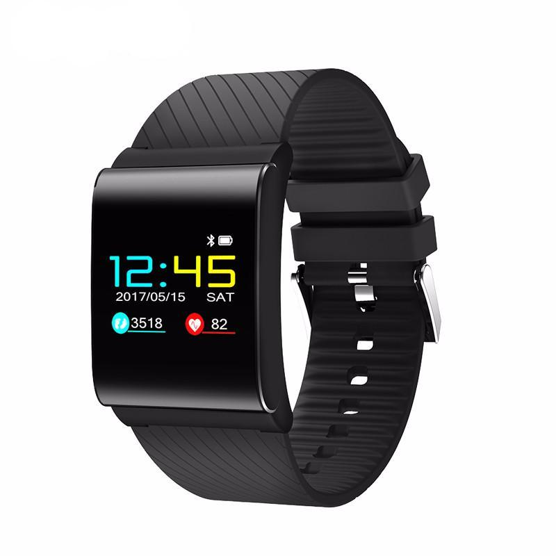 DB-01 Smart Watch BP Monitor Plus Fitness Tracker