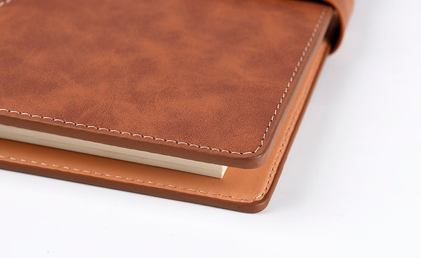 Elfinbook™ X Leather Reusable Smart Notebook - Oh Yes, We Have It!