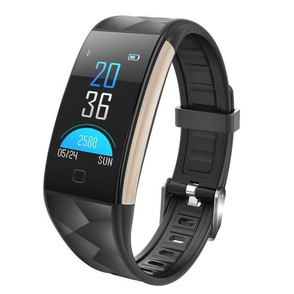 JetXFit™ T2X Blood Pressure & Fitness Smart Watch