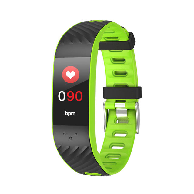 JetXFit™ P4X Blood Pressure Monitor & Fitness Tracker Watch
