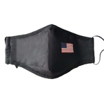 American Flag Patch Mask