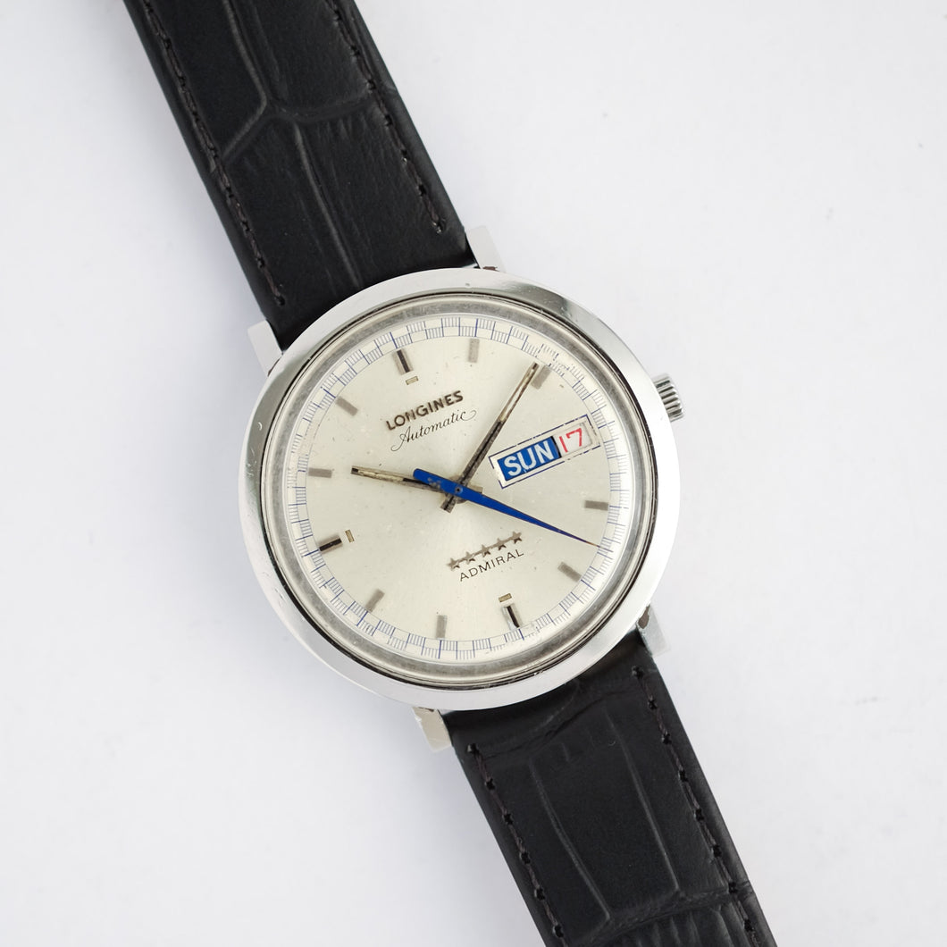 1970s Longines Admiral Automatic