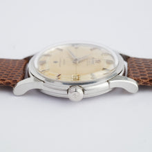 1960 Omega Constellation Pie Pan Meister Dial