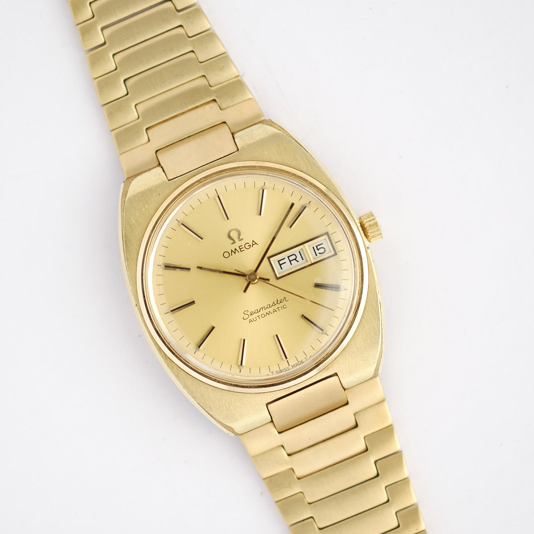 1977 Omega Seamaster Day Date