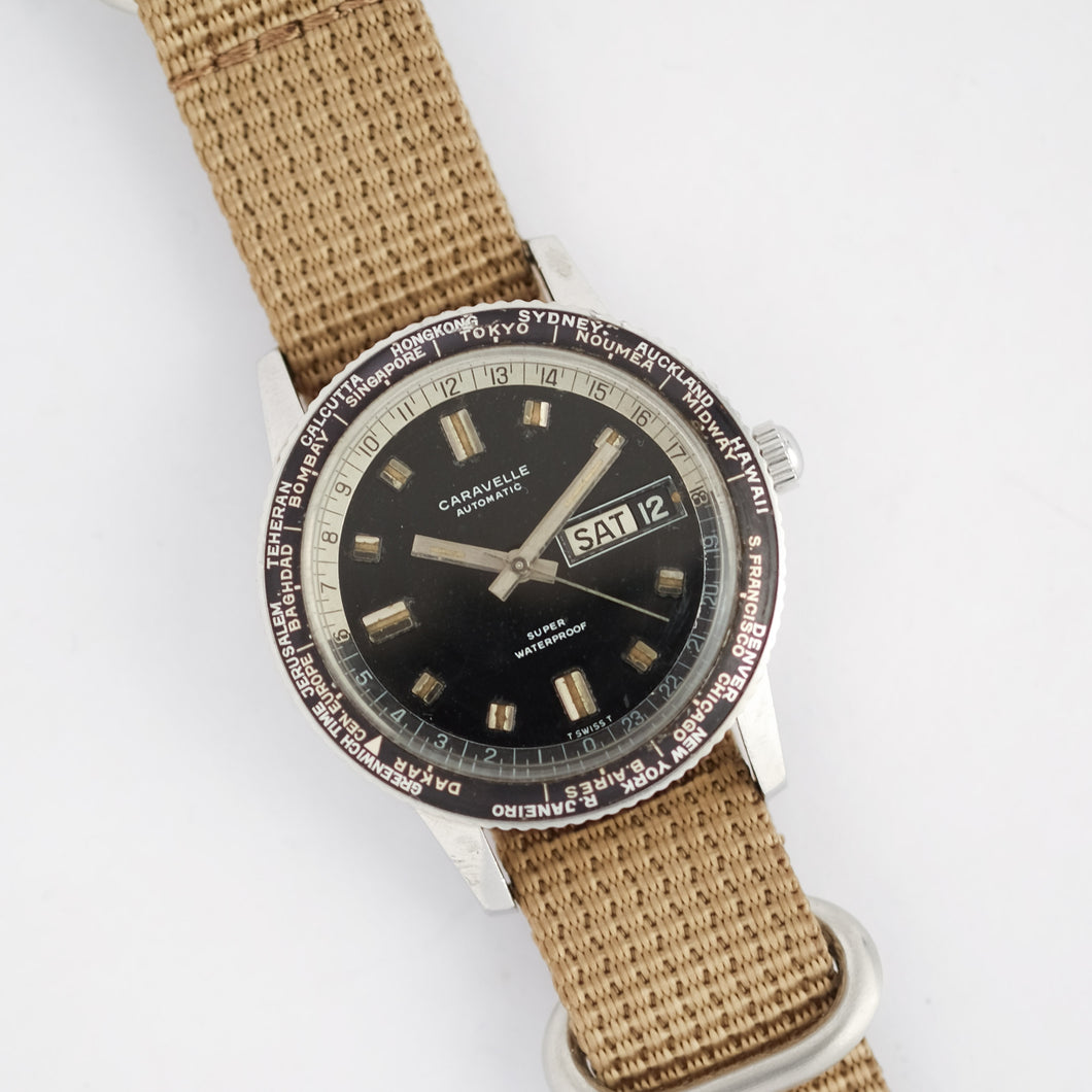 1970 Caravelle World Time