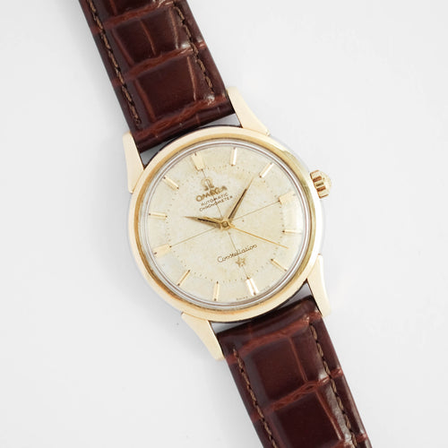 1960 Omega Constellation Ref. 14381