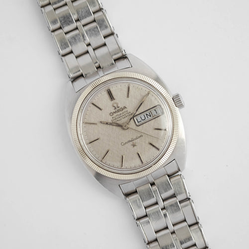 1969 Omega Constellation Florentine Dial