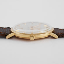 1967 Longines Silver Arrow 18k Rose Gold