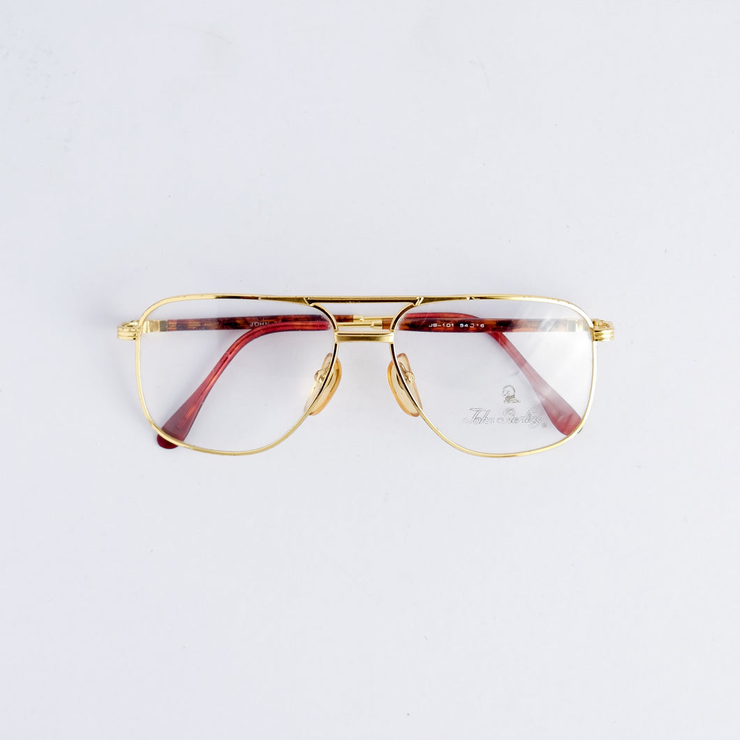 Big Gold Square Frames