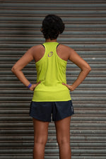 womens running racerback