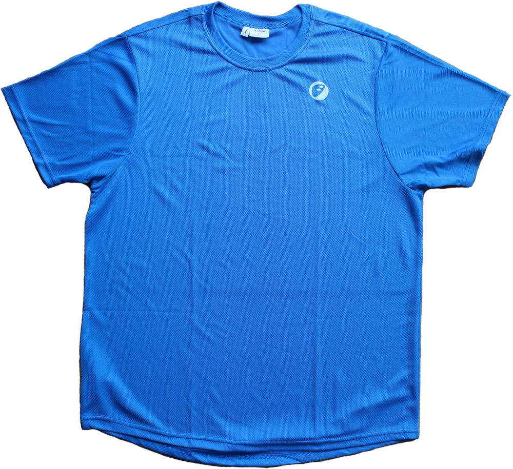 Roundneck Tshirt | Mens | Surplus | Electric Blue