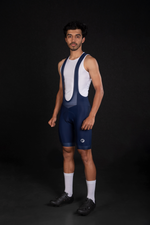 Mens Cycling | Racing Bib Shorts | Sprint 2021 | Navy Blue