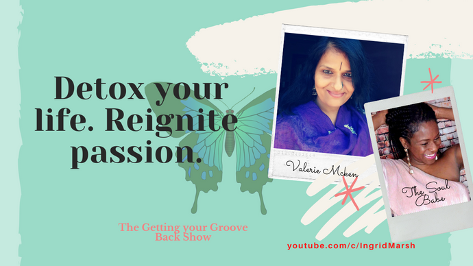 Detox Your Life. Reignite Passion