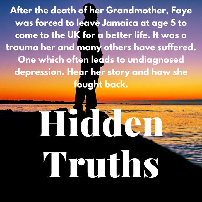 EPISODE: Hidden Truths - In conversation with Faye Chang on trauma, depression and using homeopathy to fight back