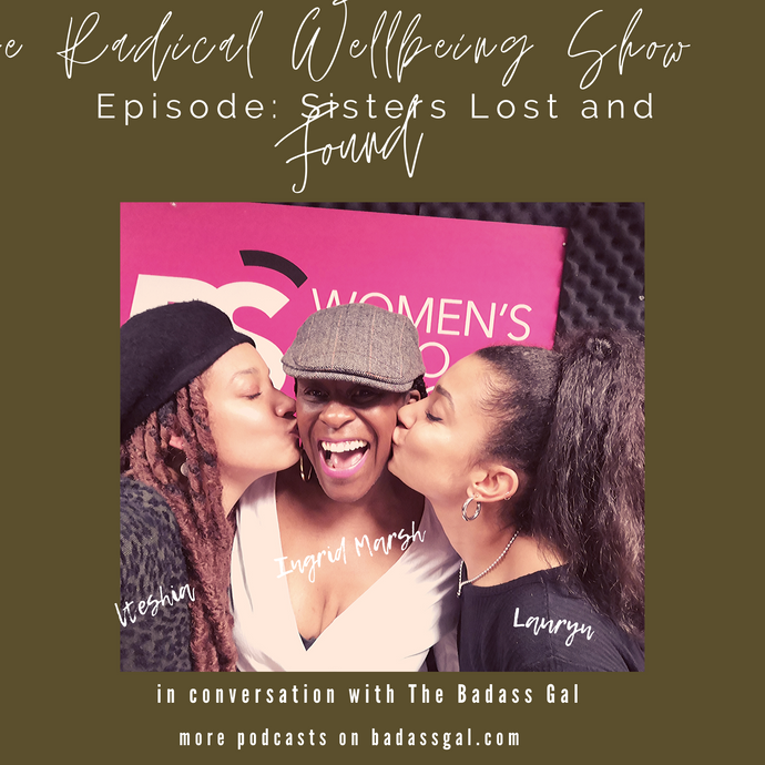 EPISODE: Sisters Lost and Found. In conversation with two sisters of mixed heritage on being adopted and reuniting on Facebook