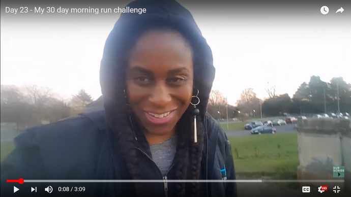 Day 23: My 30-day morning run challenge