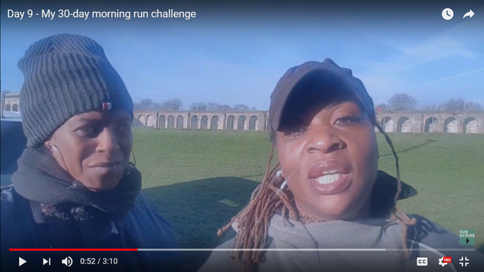 Day 9: My 30-day morning run challenge