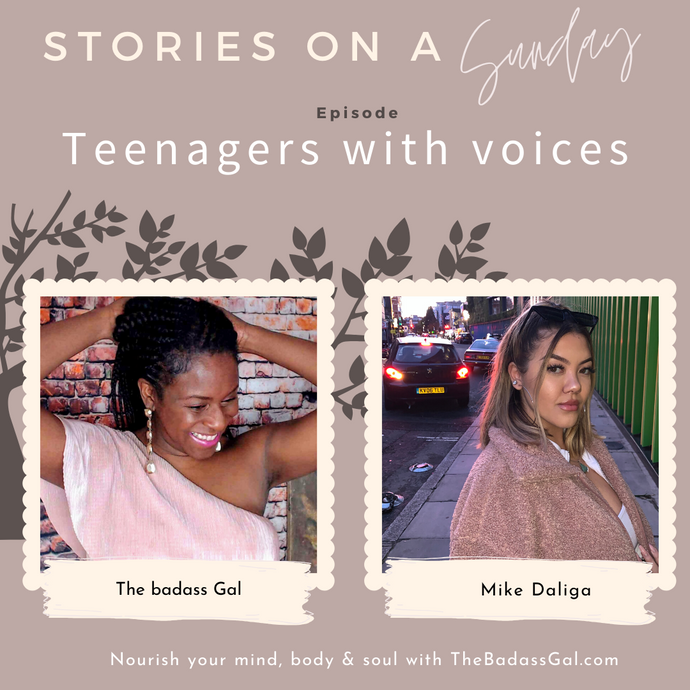 Episode: A teenager with a voice. In conversation with Jasmine Stephen