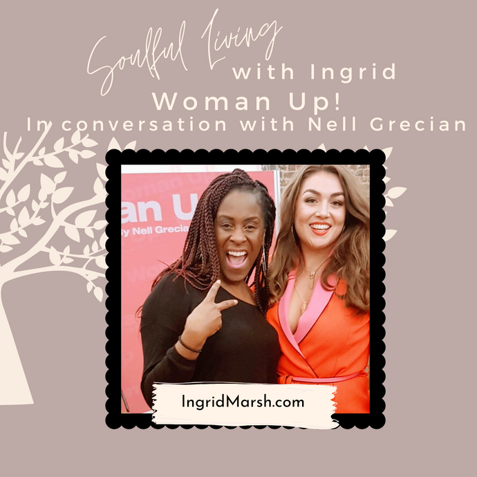 Book Launch! In conversation with Nell Grecian Author of Woman Up