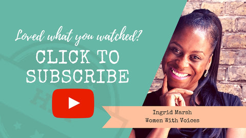 women with voices subscribe to you tube
