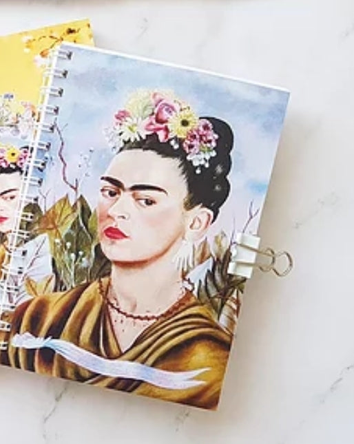 The Badass Frida Khalo Notebook
