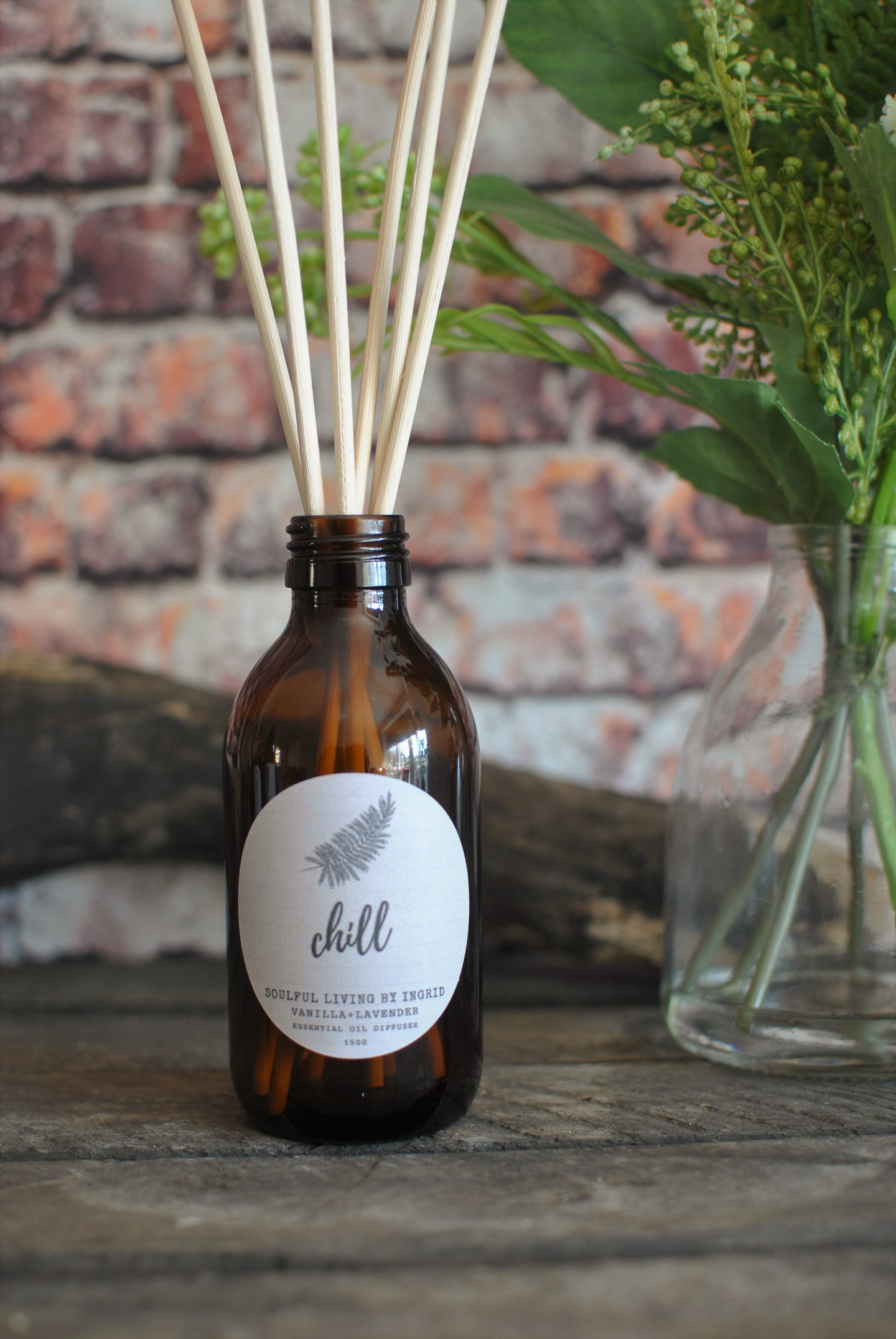The Chill Natural Essential Oils Diffuser Experience