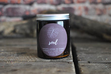 Soothe: The Soul Pod with a herbal tea infusion, essential oil candle and or, eco-reed diffuser