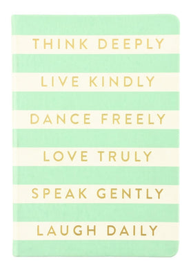 Think Deeply, Dance Freely Journal