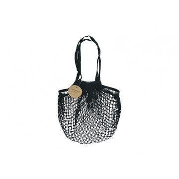 String Shopper - Black
