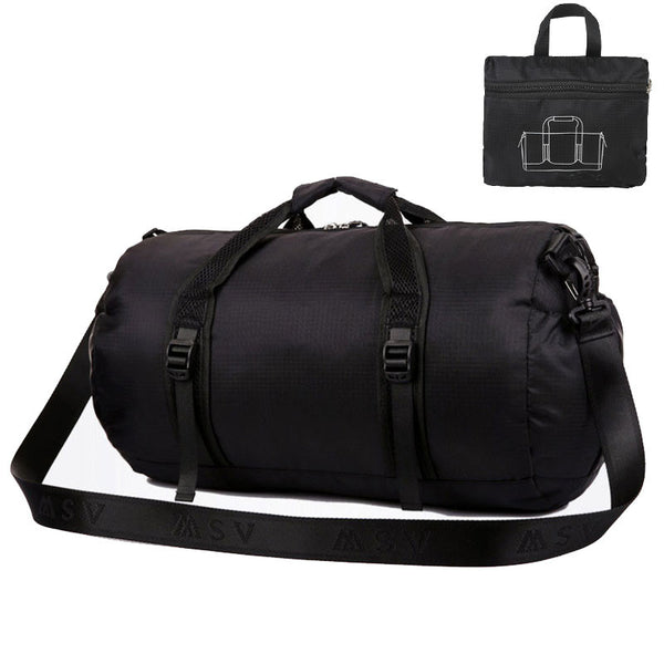 Small Size Foldable Duffle Bag - Gym Rat World