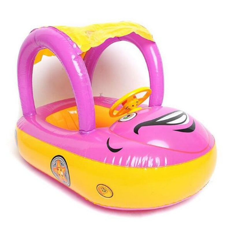 High Quality Inflatable Baby Float Seat Boat Tube Ring Car Summer ...