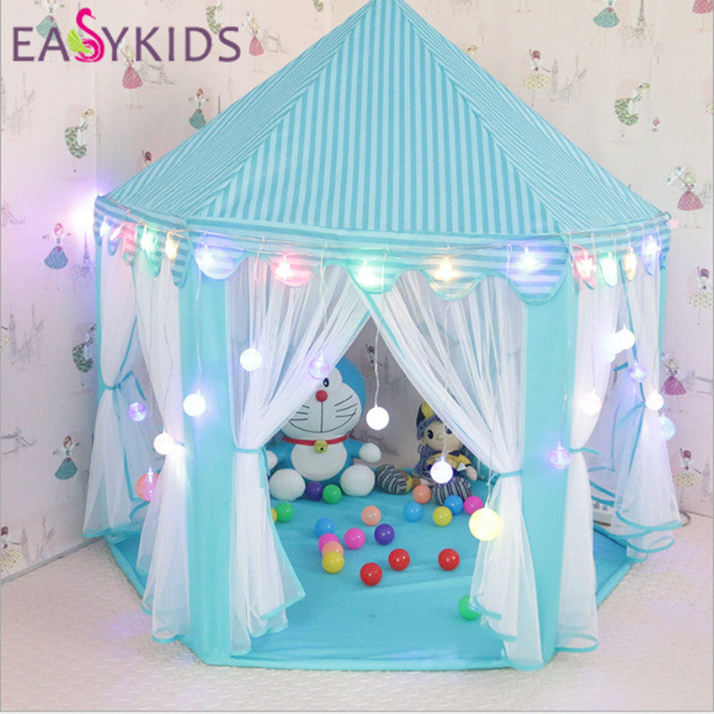 Kids Play Tent Teepee Gift Princess Castle Tipi Toy Tents Kids Play House Lodge Balls Pool Cottages Best Gifts & Kids Play Tent Teepee Gift Princess Castle Tipi Toy Tents Kids Play ...