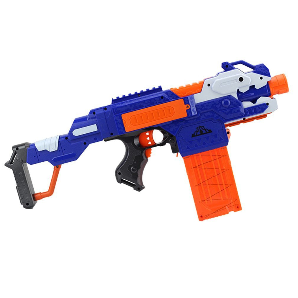 OCDAY Kids Toy Gun Water Bullet Guns Electric Soft Shooting Submachine Gun  Weapon Funny Outdoors Toys For Kid Children New Sale