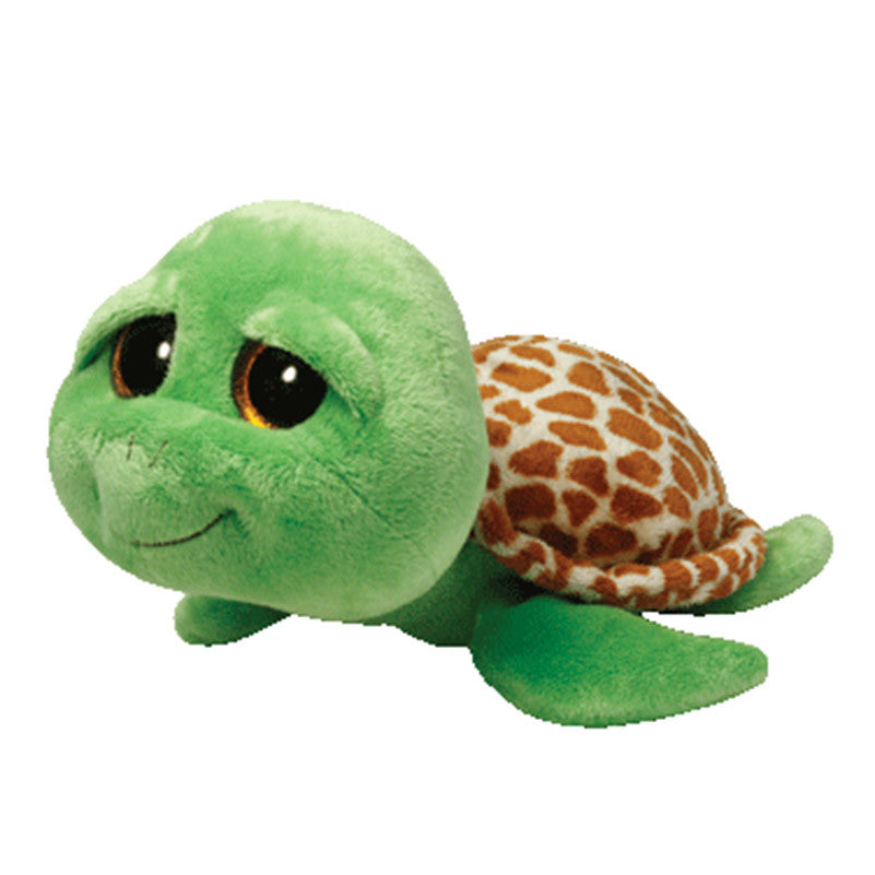 b814597317c Zippy turtle 15cm green tortoise ty Plush Toy Stuffed Animal Doll Kids Toy  Big Eye Doll Graduation Birthday Gift Hot Sale