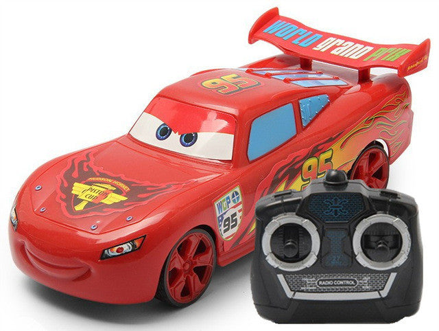 Radio Control Rc Cars Kids 4 Channel Remote Control Car Electric Toy