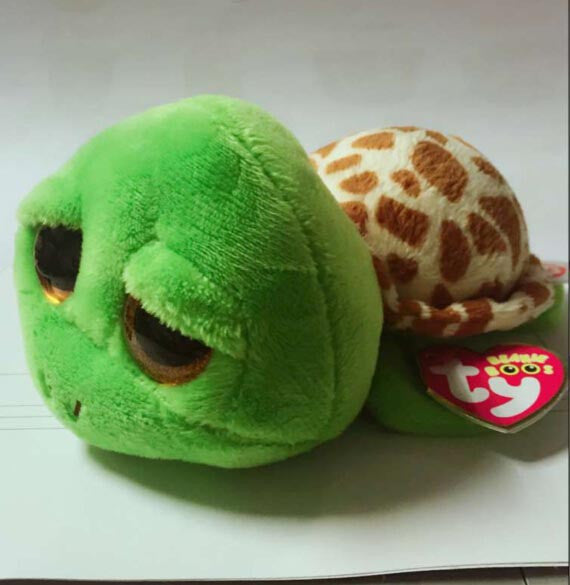 4823f120409 Ty Beanie Boos Plush Toys Beanie Babies Camouflage Owl Pink Dolphin Turtle  Penguin Green Dragon Stuffed Animals Soft Baby Dolls