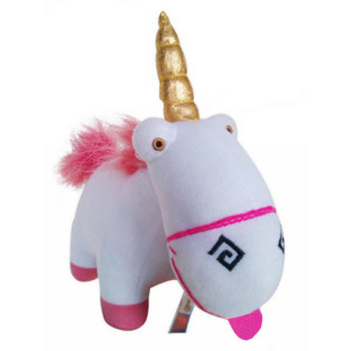 22cm New Despicable Me Unicorn Dolls High Quality Despicable Me 2 Stuffed Animals Minions Unicorn Toys Movie Dolls Baby Gifts