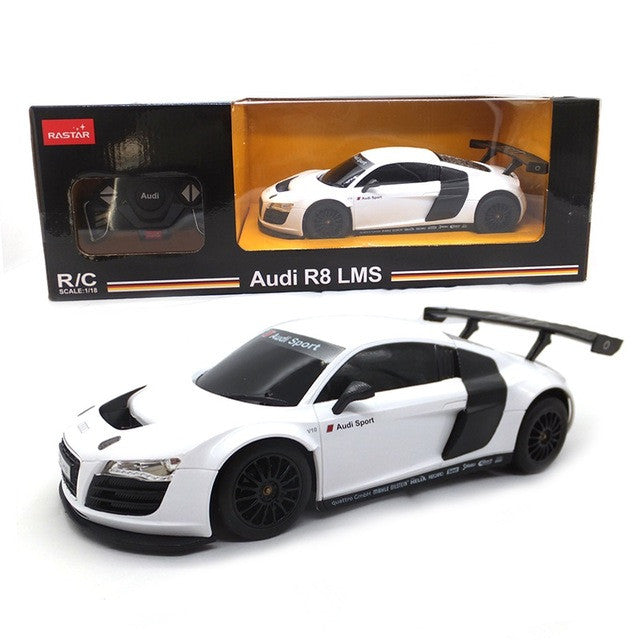 Rastar 1 18 Rc Cars Toys For Boys Remote Control Cars Machines On