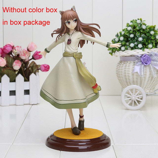 20cm Kotobukiya Spice and Wolf Holo Renewal 1/8 Scale Action Figures PVC  brinquedos Collection Figures toys for christmas gift