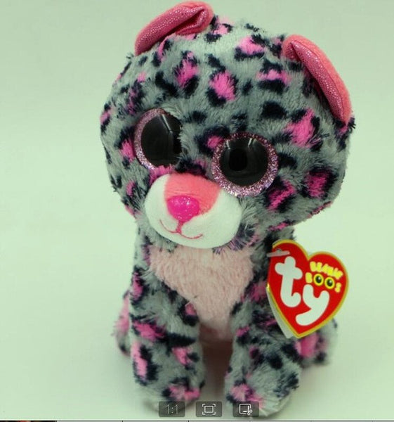 Ty Beanie Boos Original Big Eyes Plush Kawaii Doll Child Birthday