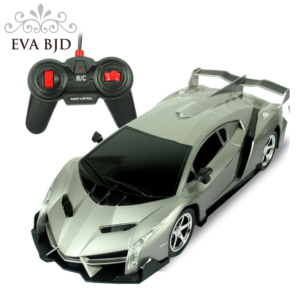 116 Electric Rc Cars Remote Control Toys 4ch Tail Roadster Toy Car Controlled Classic For Boys Children Kids Gifts C0012