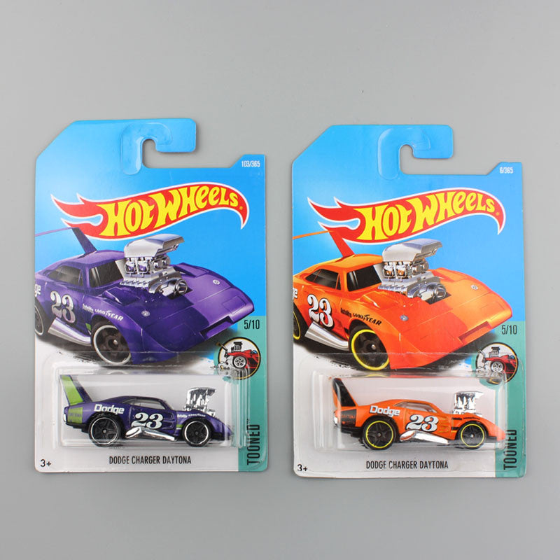 2pcs Lot Kids Hot Wheels Speed Hotwheels Dodge Charger Furious Auto Metal Model Race Cars Toys Diecasts Gift For Boys Child 2017