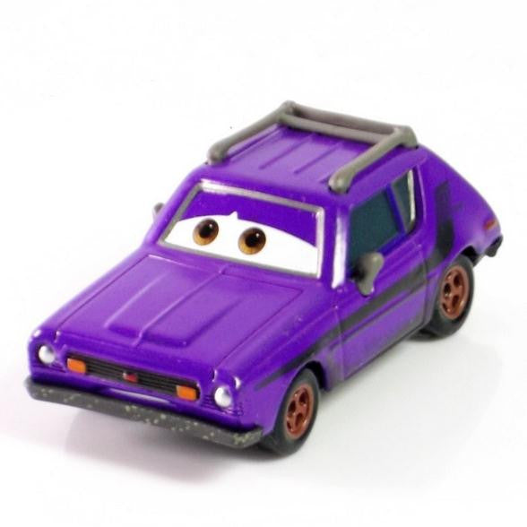 pixar cars 2 bad guy 1 55 scale diecast metal alloy modle toys for