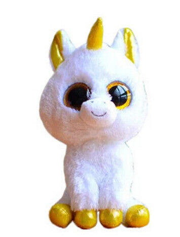 Ty Beanie Boos Big Eyes Small Unicorn Plush Toy Doll Kawaii Stuffed Animals  Collection Lovely A wide variety of styles efa6654a1c1