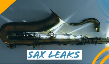 Dealing With Saxophone Leaks