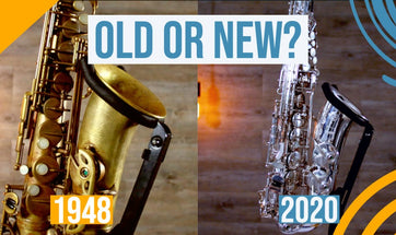 Modern vs Vintage Saxophones: Battle of the Selmers