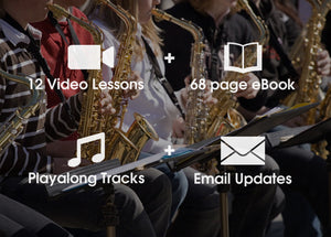 SaxTuition Features