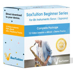 SaxTuition Beginner Series: Tenor / Soprano Saxophone